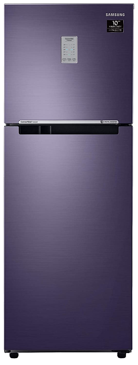 Samsung 253L 2 Star Inverter Frost Free Double Door Refrigerator