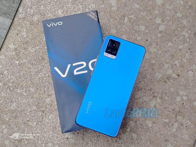 Desain Vivo V20 2021