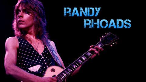 Randy Rhoads: Biografía y Equipo