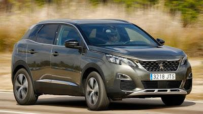 Peugeot 3008 2017 Especificações e detalhes
