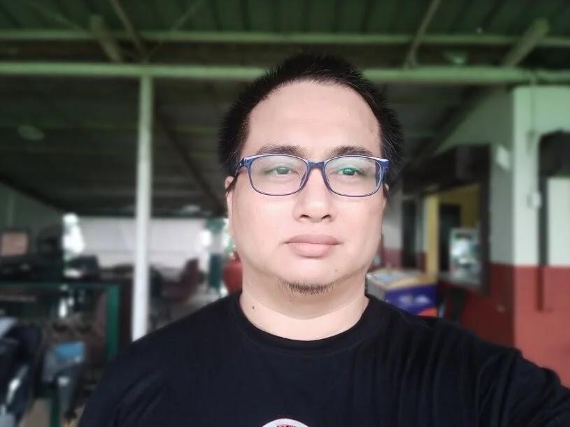 OPPO A9 2020 Camera Sample - Portrait Selfie