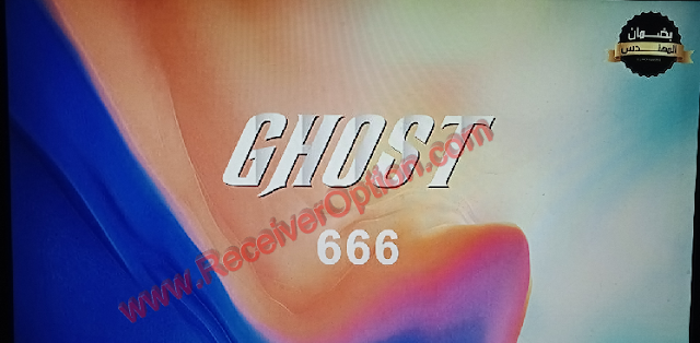 GHOST 666 1506TV 512 4M NEW SOFTWARE WITH ECAST & DIRECT BISS KEY ADD OPTION