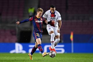 PSG vs Barcelona Preview and Prediction 2021