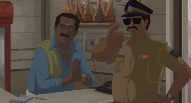 Bombay Rose 2021 Hindi 720p HDRip