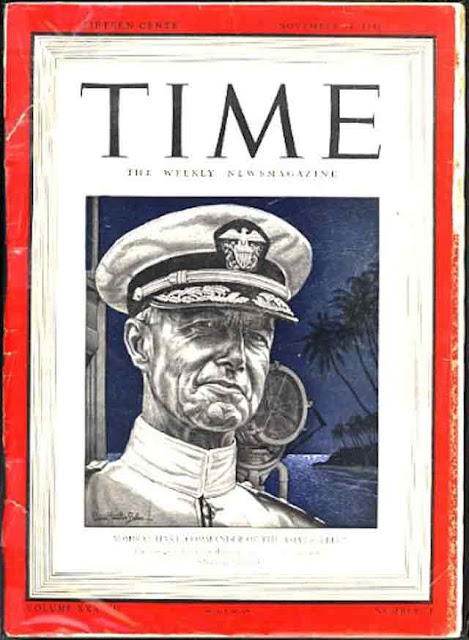 Admiral Thomas Hart on the cover of Time magazine, 24 November 1941 worldwartwo.filminspector.com