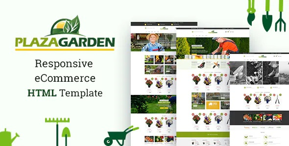 Best Responsive eCommerce Template
