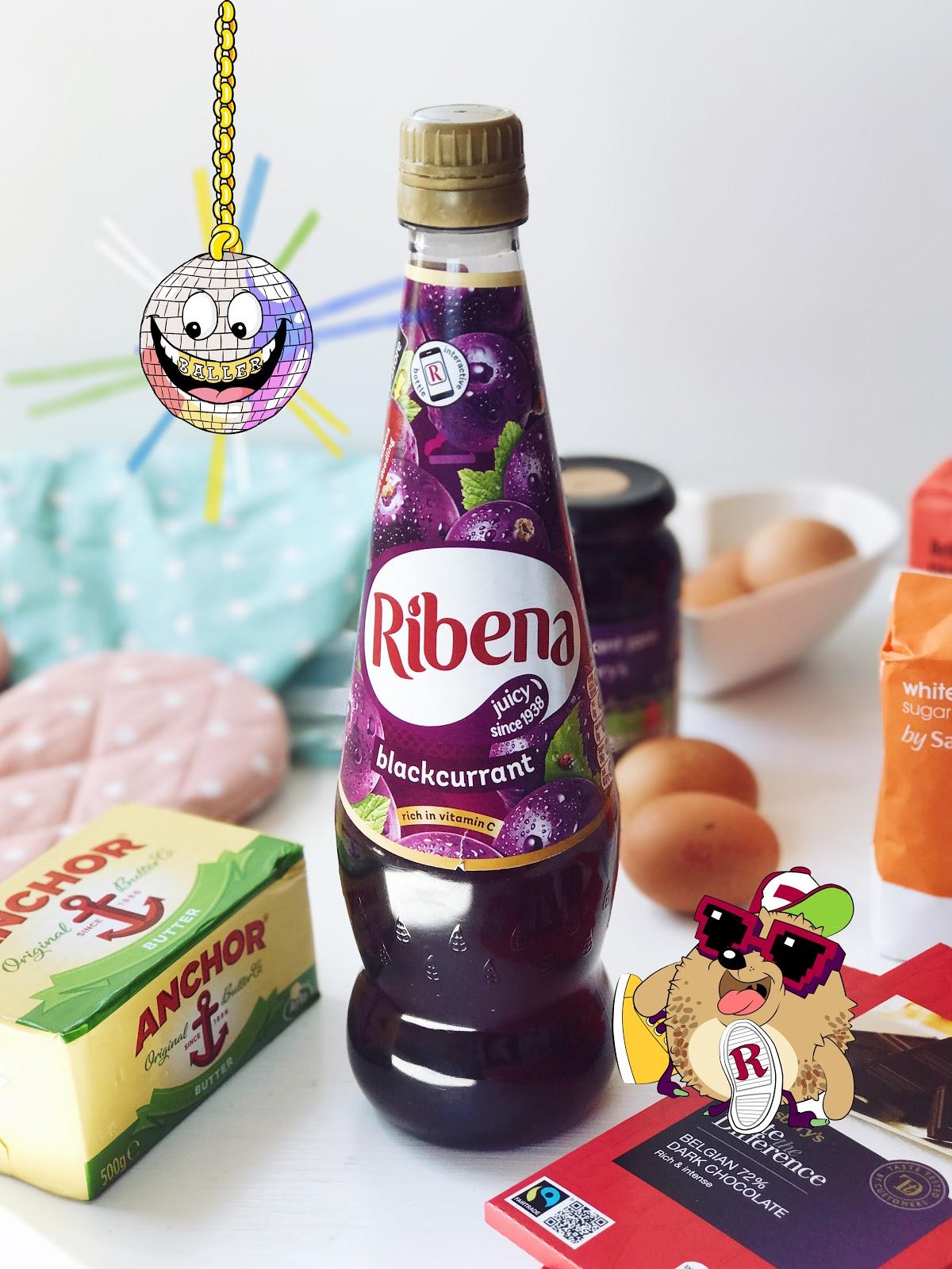 doodle your world ribena app