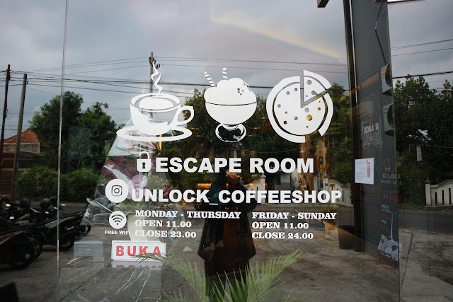 Menu Anti Mainstream Ala Unlock Coffe Shop