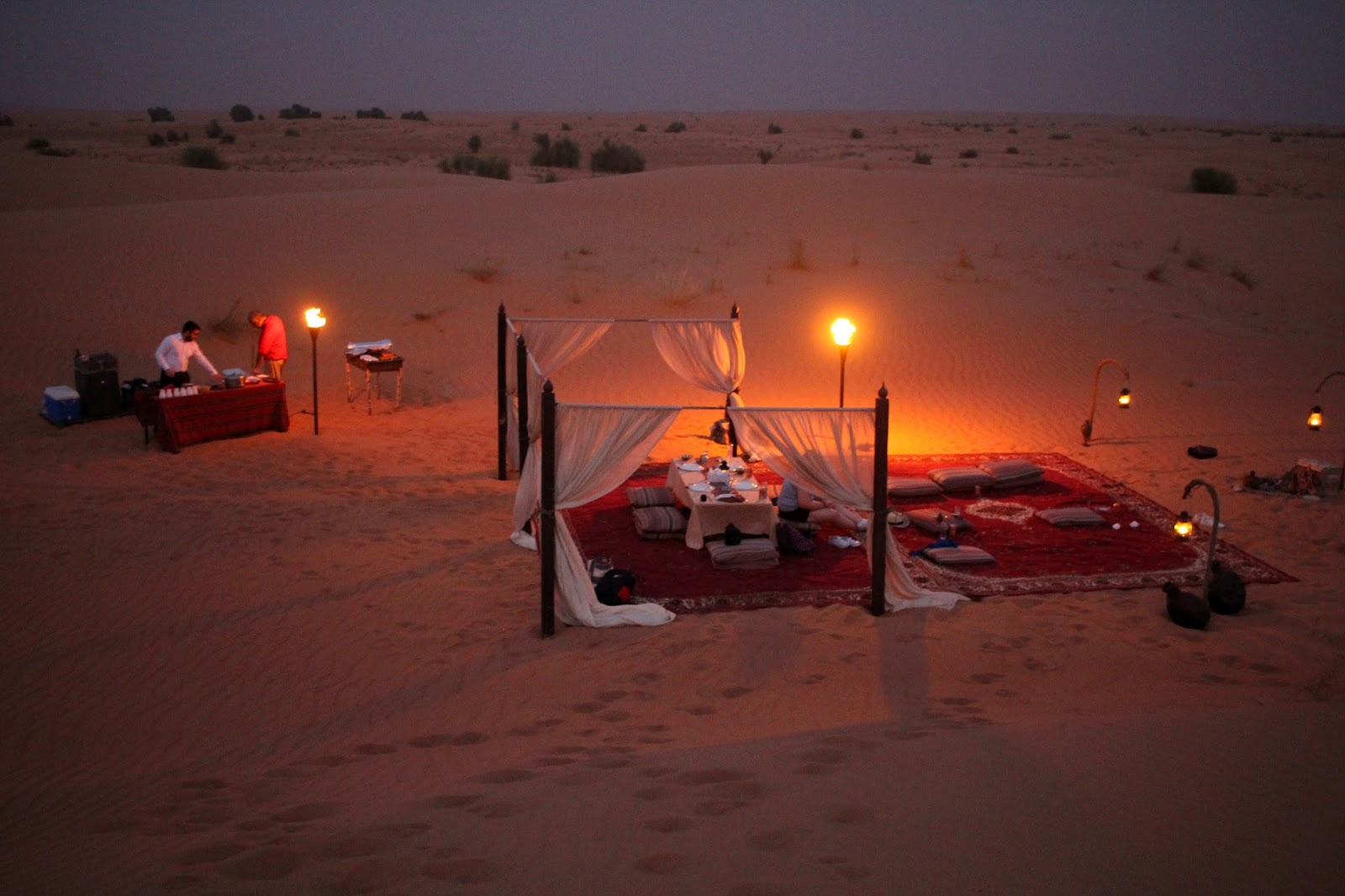 desert adventure dubai arabian nights