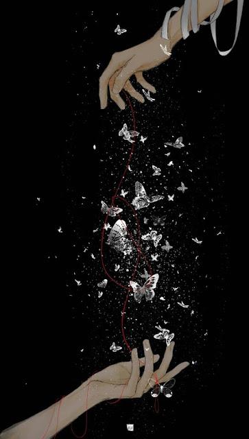 wallpaper black iphone