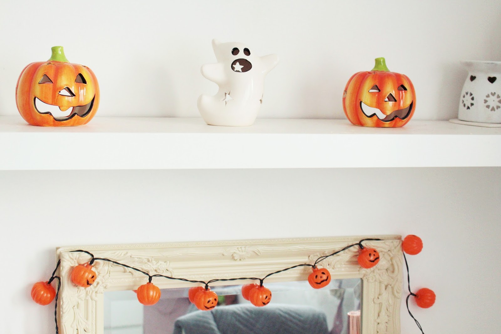 Halloween Decorations Belle Chaton Blog