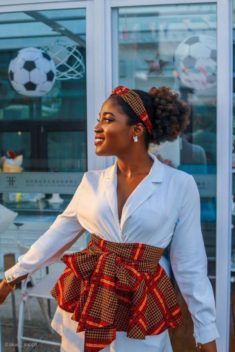 8 Trendy Ankara Styles Of 2019 For Women