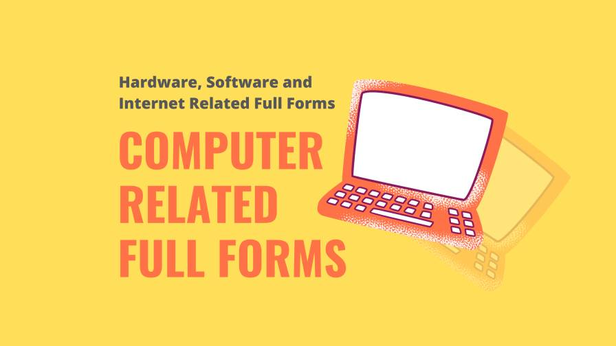 full form in computer