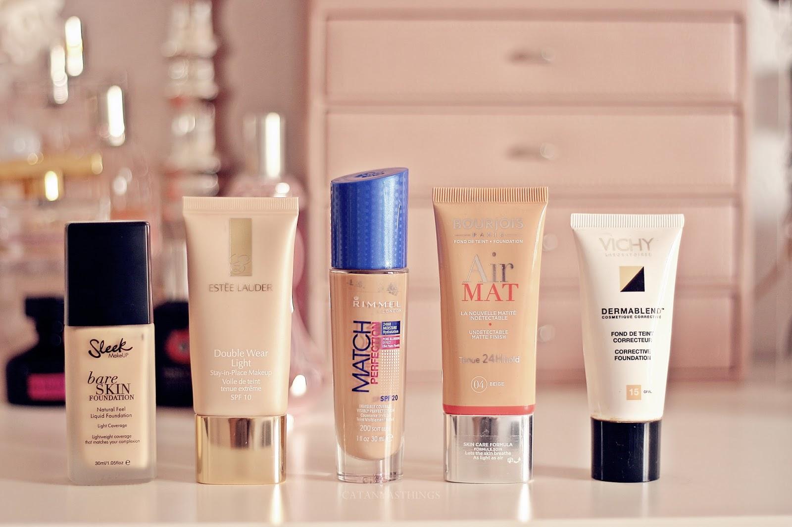 mejores bases de maquillaje