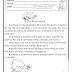 A PRIMAVERA - INFORMATIVO - LETRAS DE IMPRENSA E CURSIVA / 2º ANO/ 3º ANO