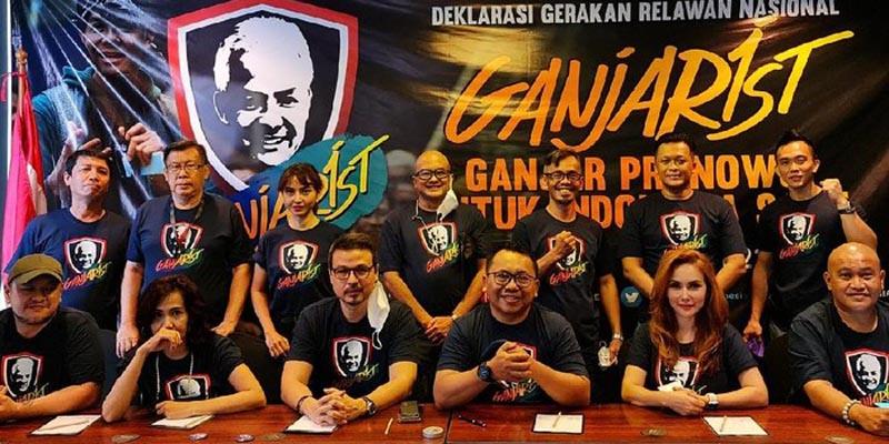 Ganjarist Ungkap 4 Penyebab Elektabilitas Ganjar Pranowo Meroket