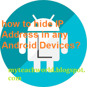 How to hide IP address in any Android Device | Best VPN Service in 2020