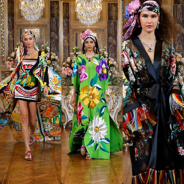 Dolce Gabbana Alta Moda 2020 Digital – virtual catwalk – Fall-Winter 2020-2021 by RUNWAY MAGAZINE