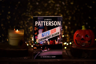 "James Patterson & Marshall Karp - ""NYPD RED. Czerwony alarm"""