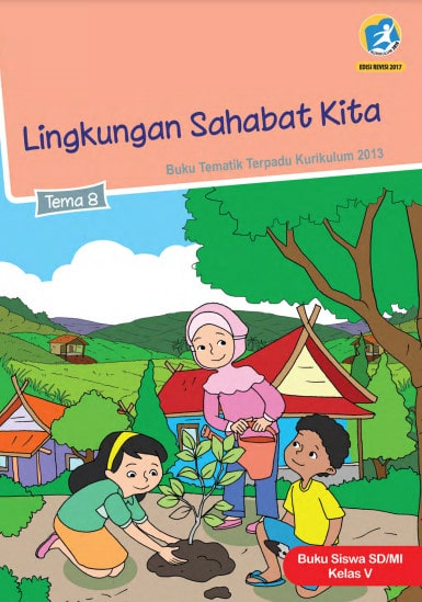 Buku Siswa Kelas 5 Tema 8 Revisi 2017 Kurikulum 2013