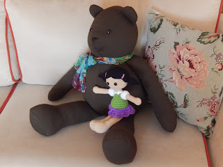 teddy bear sewing