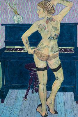 Lydia The Tattooed Lady, Hope Gangloff