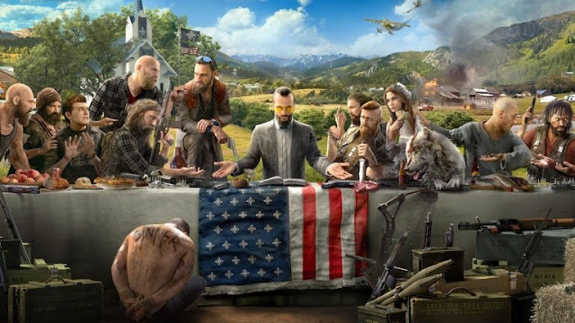 رسميا يوبسوفت تعلن عن تأجيل إصدار لعبة Far Cry 5 و The Crew 2