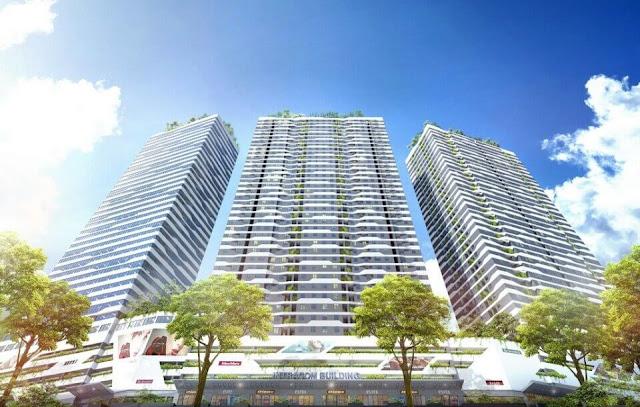 Dự án chung cư Intracom Nhật Tân.