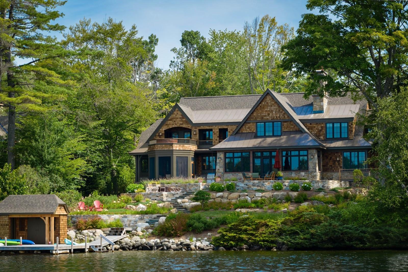 Green Home Design Architect: 2016 New Hampshire Home