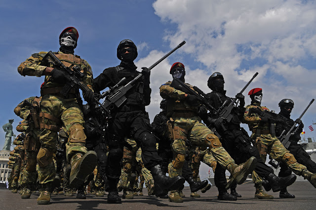 Koopssus TNI siap lumpuhkan pengancam ideologi negara