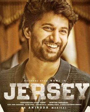 Jersey Telugu movie - List of Good telugu movies released in 2019