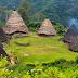 Flores Island Indonesia : Wae Rebo Village