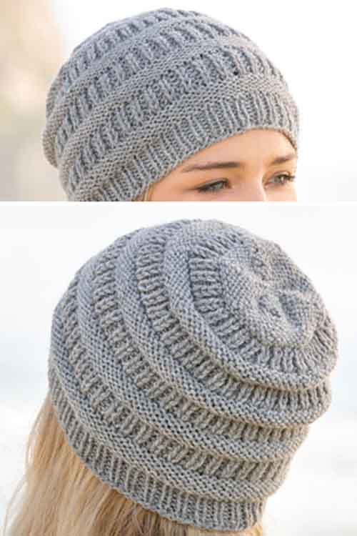 Chica Beanie - Knit Pattern