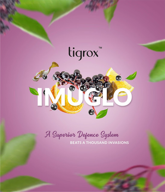 IMUGLO免疫王 - Improve & Strengthen Immune System Superfood | WELLOUS MAY PROMOTION