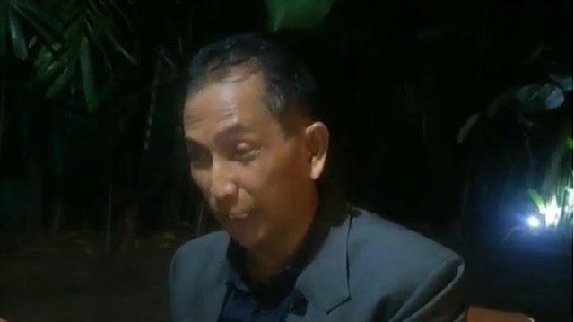 Hersubeno Arief Tolak Sebutkan Nama Dokter di Hoax 'Megawati Koma'