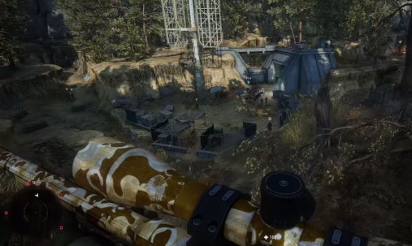 Sniper Ghost Warrior Contacts 2