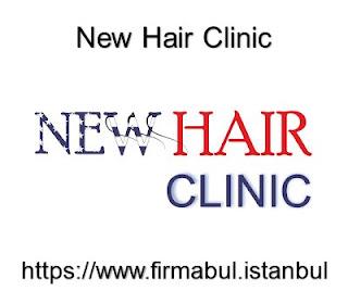 New Clinic Hair Saç Bakım Merkezi Saç Ekim Merkezi | Firma Bul İstanbul