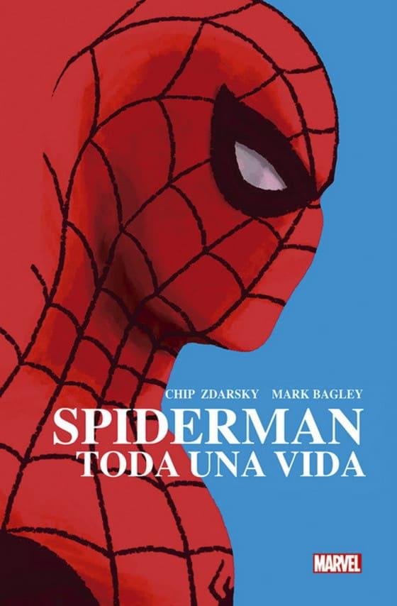 Spider-Man: Toda Una Vida, de Zdarsky y Bagley