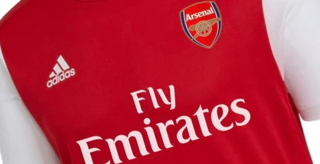 f3ff904fa48 LEAKED  This Is How The Adidas Arsenal 19-20 Home Kit Will Probably Look  Like