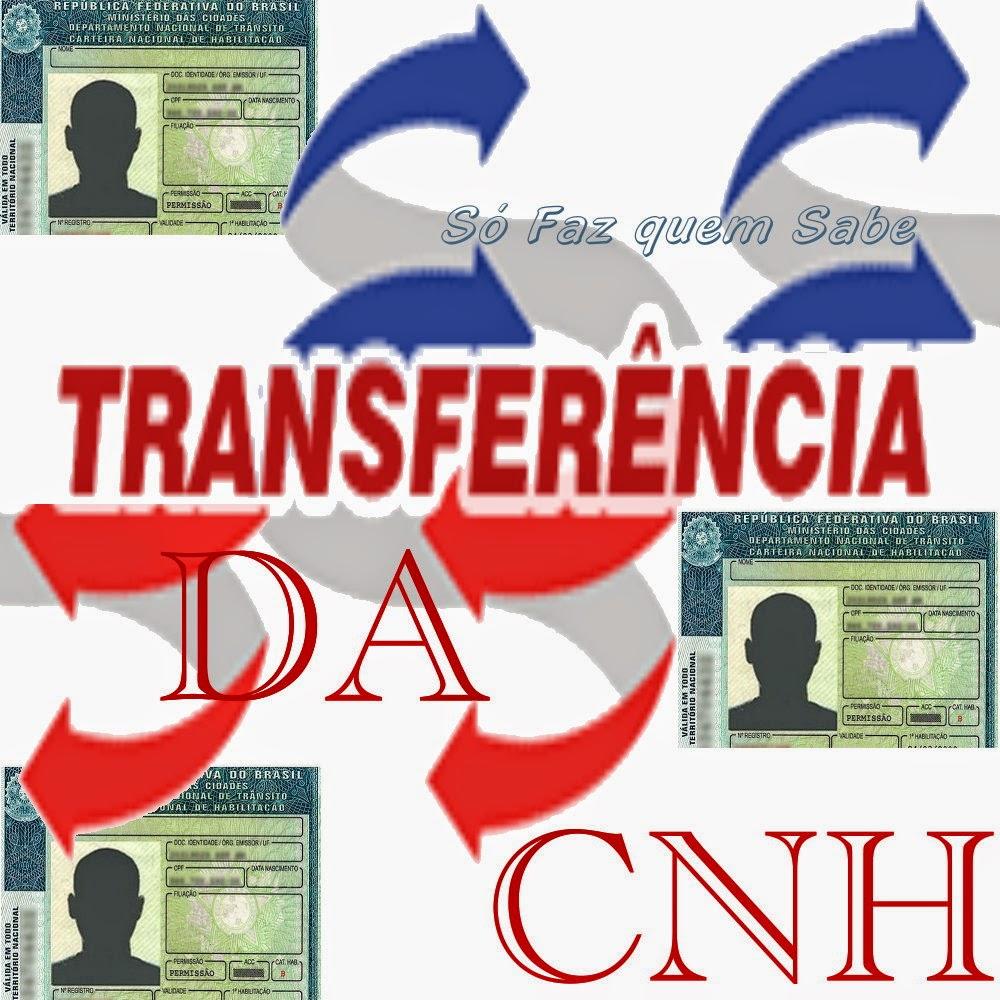 Transferência da Carteira de Habilitação entre unidades da Federação