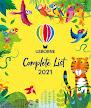 Usborne Complete List 202, 308 pages