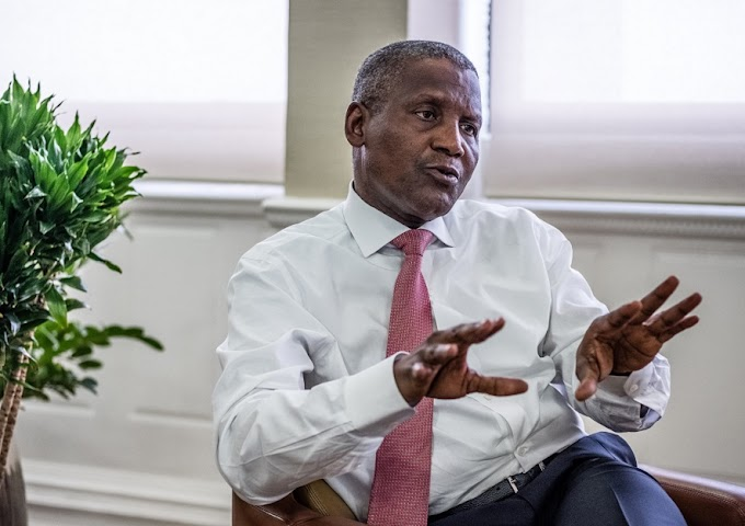 Africa's richest man Aliko Dangote ends 2019 $4.3 billion richer