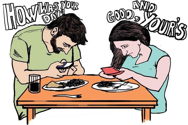 Sering Lihat Smartphone, Kenali Ciri Cirinya!!!!