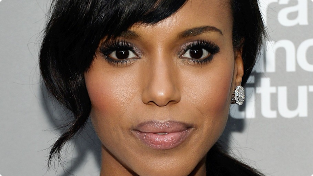 Kerry  Washington Calls Out Adweek for Phtoshopping Her Image On The Cover