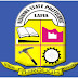 Nasarawa State Poly, Lafia Debunks Rumour Of School Resumption On Mon. 15th Aug, 2016- Beware
