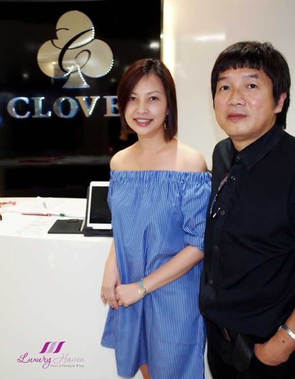 luxury haven lifestyle blogger reviews clover hair boutique
