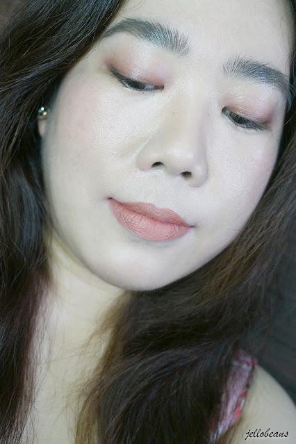 Maybelline Sensational Liquid Matte Lip Tint in NU01 Bare It All