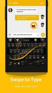 GO Keyboard pro apk download