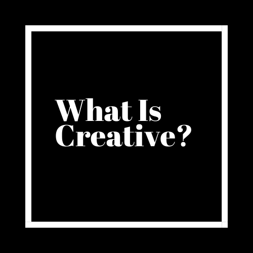 Creatives Definition / What is Creatives?
