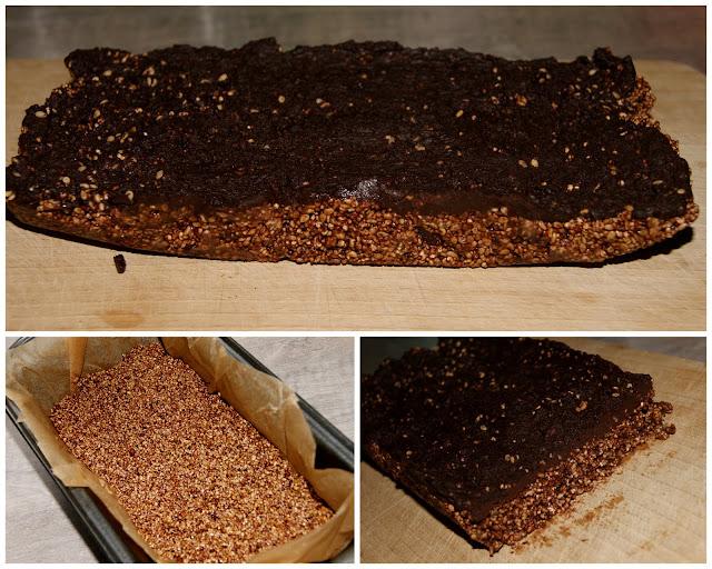 batoniki czekoladowe bez glutenu